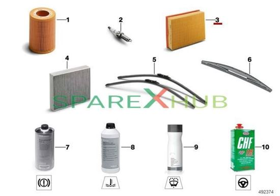 Picture of Air Filter Element
