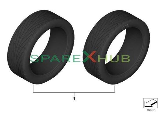 Picture of Bridgestone Potenza S 001 Rft