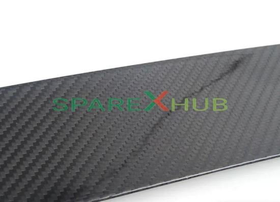 Picture of Rear Spoiler, Carbon