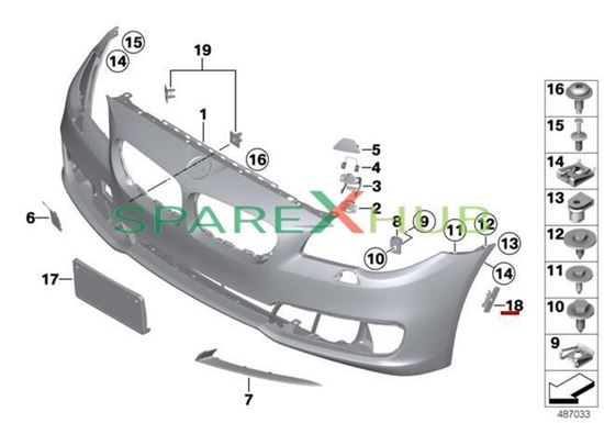 Picture of Bracket, Left