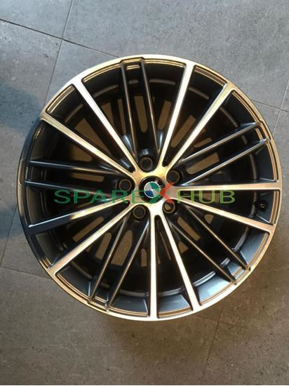 """Picture of Used Genuine BMW Light Alloy 19"""" Styling 635 V-Spoke Ferricgrey Rims"""