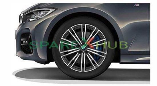 "Picture of New Genuine BMW Double Spoke 790M-18"" Orbitgrey Wheel Set"