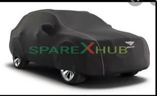 Picture of CAR COVER BLACK